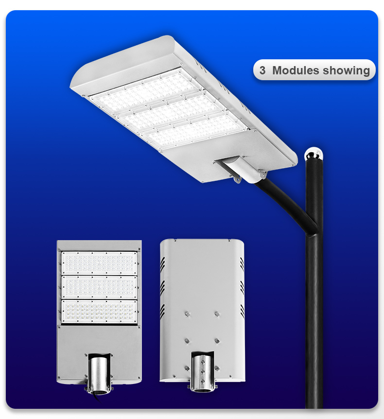 Professional outdoor LED road lighting high pole courtyard community lights New rural road lighting