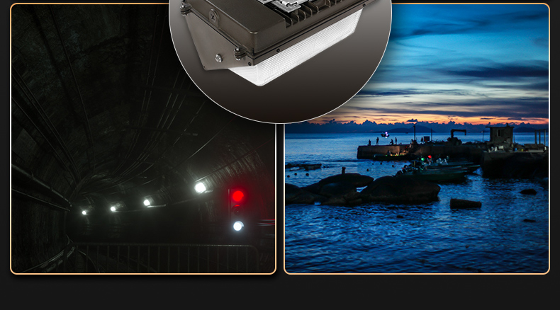 European and American outdoor waterproof wall lamp subway tunnel street lamp FL-BD-XSL1