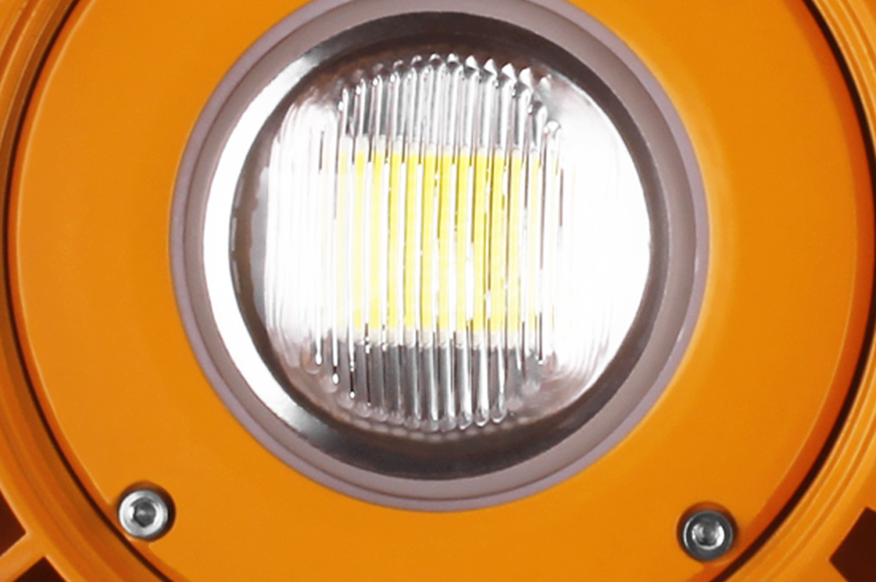 Industrial and mining led explosion-proof natural gas gas station lights