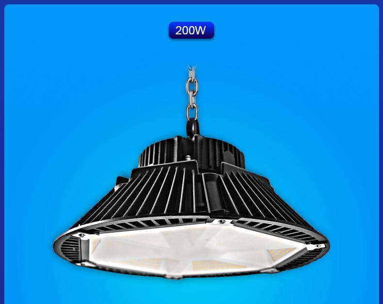 Brand new European and American style design Bright LED high bay light  warehouses flood light