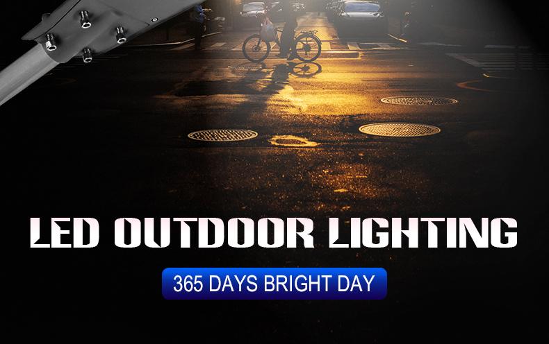 Classic design Cobra 50W 100w 150w COB led street light for urban roads Garden courtyard