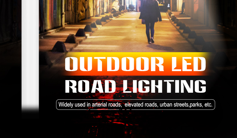 High-power LED lights Outdoor LED road lighting urban roads courtyard communities park squares FL-LD-YY5