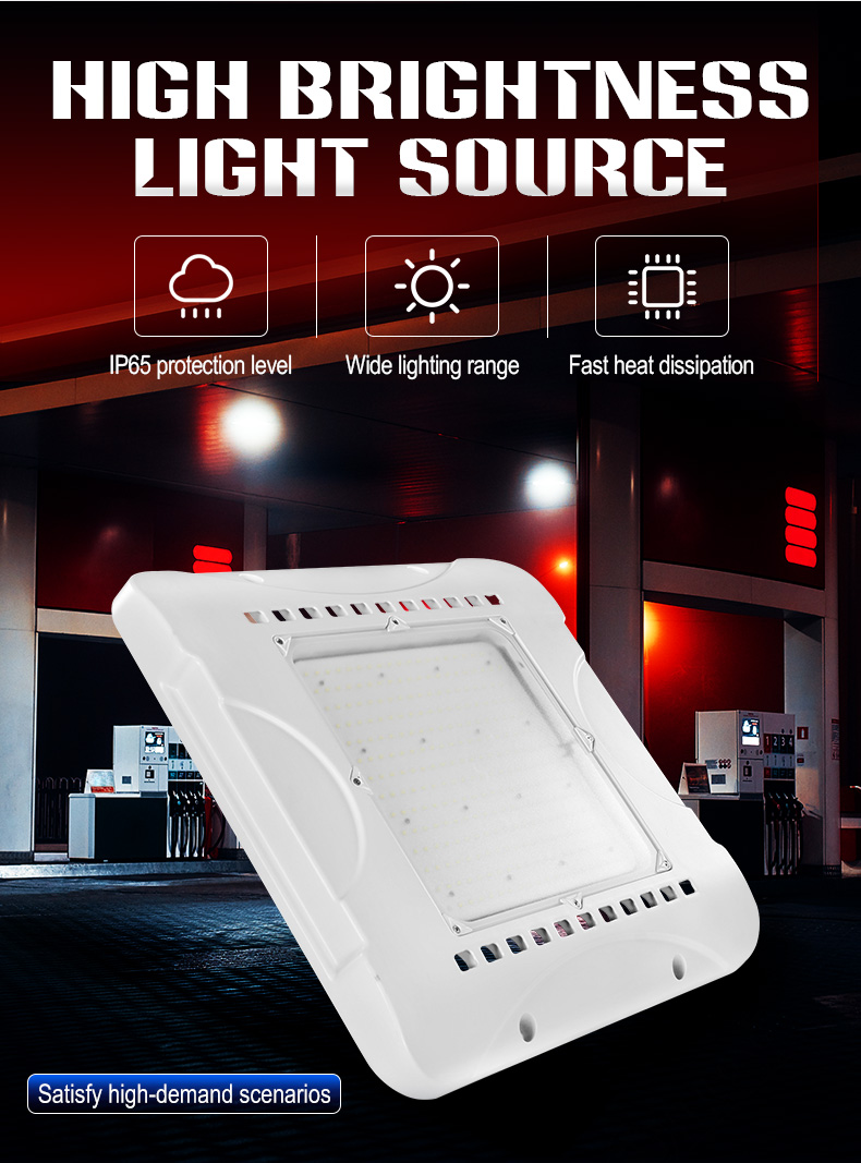 LED Gas Station Light  FL-YZD-AEH4
