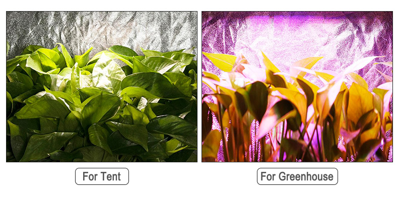 300W 900W LED Grow Light Full Spectrum Indoor Plant Lamp IP65 3 Bar Lights for For Plant Flower Vegetable Growing Succulents Indoor Greenhouse Hydroponics FL-ZWD-LYH3