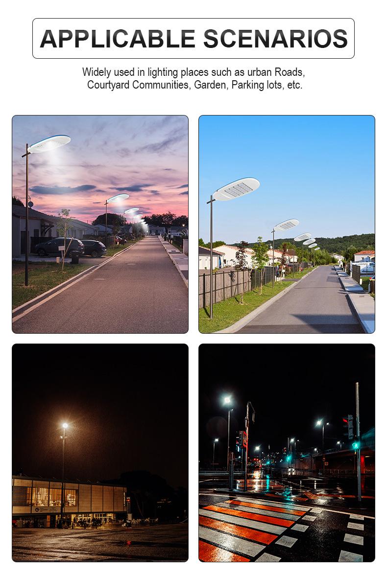 China OEM Supplier Project Road Lighting 50w 100w 150w 200w 250w 300w Outdoor AC LED Street Light