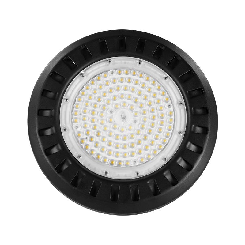 High-power best LED high bay lights 100w 150w 200w Factory workshop Warehouse logistics center Exhibition hall lighting FL-UFO-GF1