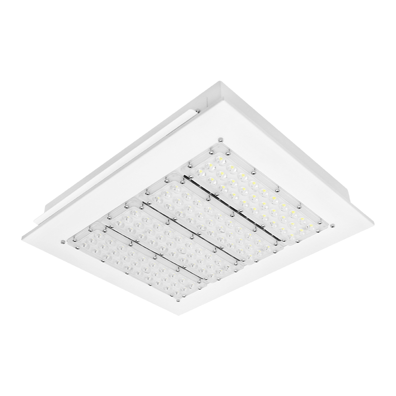 2021 Cree surface mounted 150W 200W 250W canopy lights embed led gas station ceiling light for petrol station FL-YZD-YY1