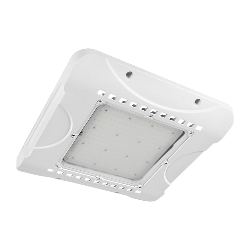 wholesale 100w 150w 200w 240w china philips modern Led explosion proof Canopy Lights aluminum Surface Mounted Outdoor lighting for petrol gas stations ceiling light 5 years warranty price factory working lighting