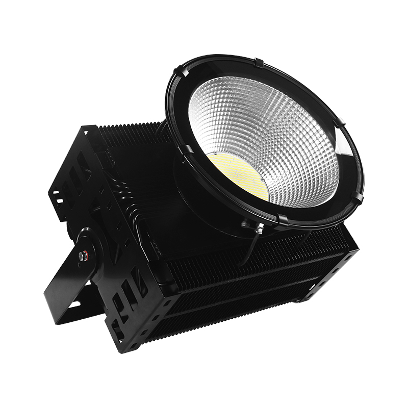 reflector light 800w 1000w 1500w Outdoor LED Tower crane Light Super bright high power industrial chandelier of sports stadium in municipal construction site