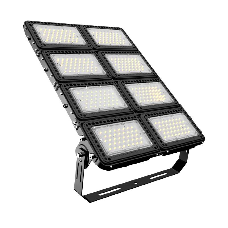 IP65 module 480w 720w 960w high efficacy for sports football field badminton hall led stadium flood light