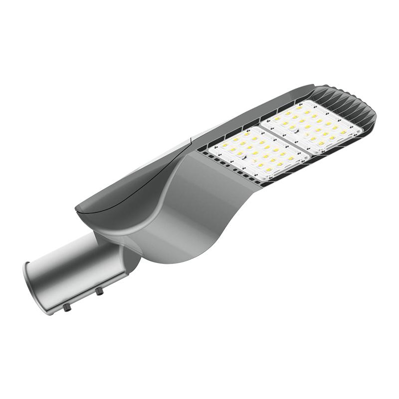 Parking lot die-cast aluminum motion sensor 50w 100W 150w IP66 outdoor street light high quality diecast for road garden lighting