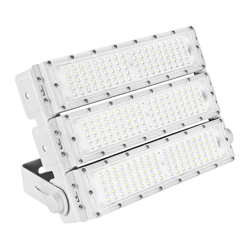 High lumen ip65 waterproof energy saving smd 150w module tunnel led flood light outdoor FL-SDD-2C