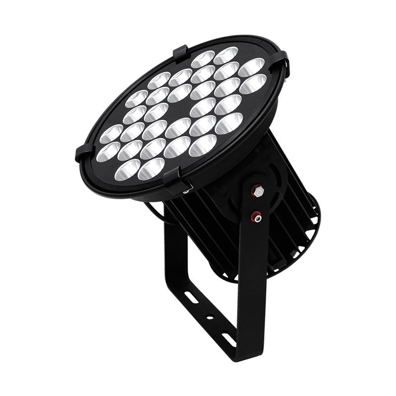 high-purity reflector led flood light far projection distance for sports light high brightness 100w 150W FL-TGD-TS1