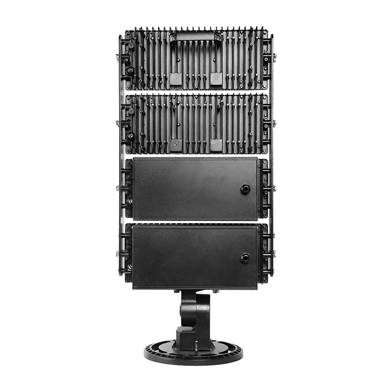 The new die-casting module LED flood light300w 600W 900w 1200W basketball court lights tennis court lights projection lights high pole reflector lights FL-TGD-YY4