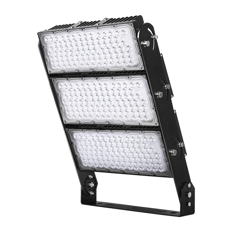 Waterproof IP65 Led High Power Lamp Pricelist Module Led Floodlight For Sporting Event reflector light FL-GKD-YY5