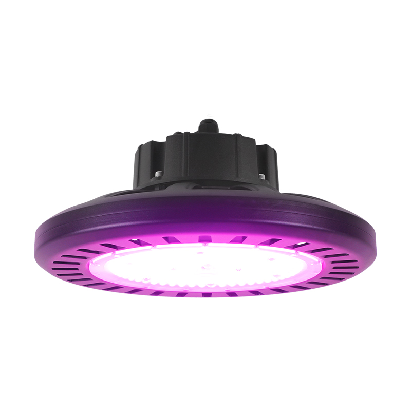 100w 150w 200w UFO full spectrum led grow light for All Indoor plants planting/medical herb