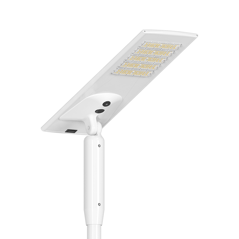 Wholesale All in one solar light 80W 100w 120w 300W IP 4G WIFI lifepo4 battery and control highway smart solar street lamp with CCTV camera for garden road pole lights
