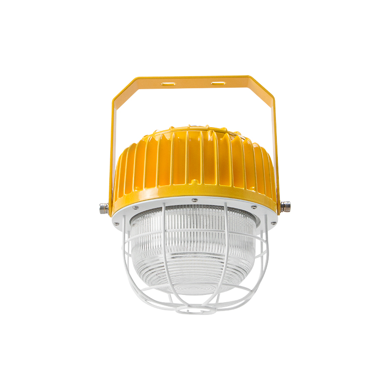 wholesale 60w 120w New round die-cast aluminum LED High Bay Explosion-proof Lamp Sales 60w 120w Factory Working Lighting Gas Station Lighting for warehouse/coal mine/basement