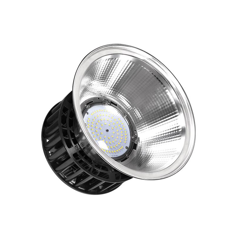 industrial warehouse lighting LED high-power LED high bay light 60w 100w 150w 200watts mall ufo high bay led lighting for gymnasium phillips FL-GKD-B