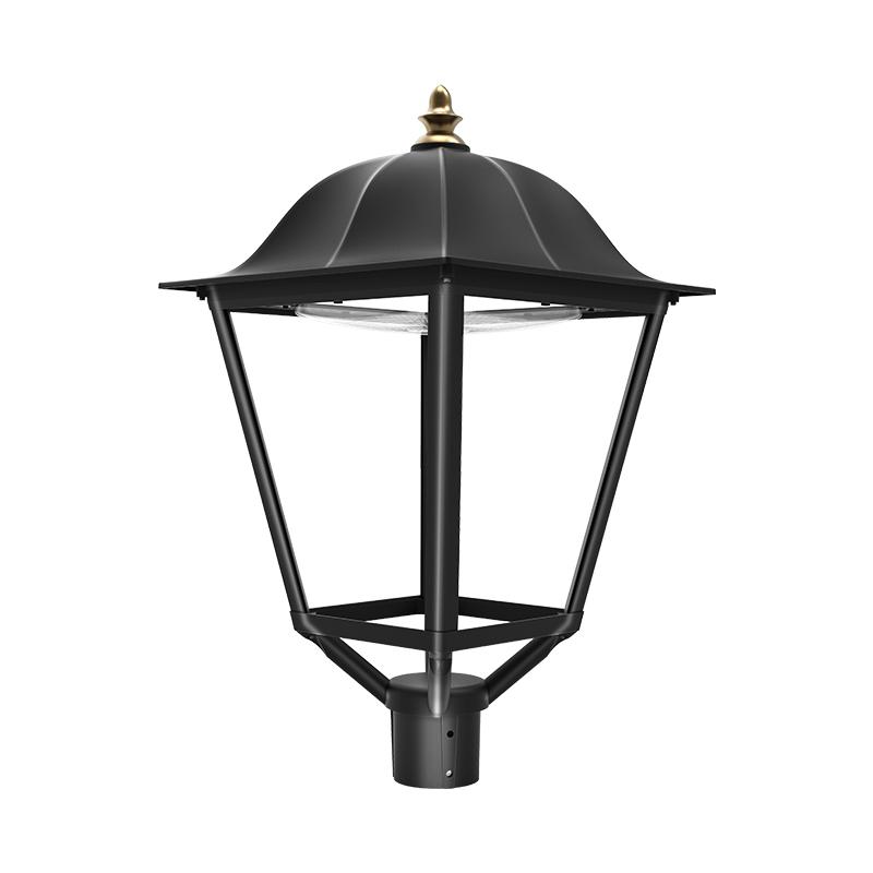 5 Years Warranty Die Casting Aluminum Garden Lamp Pole Light Waterproof Outdoor LED Garden Lights