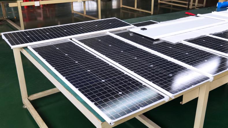 FL-YTH-KM2 Solar Street light Production