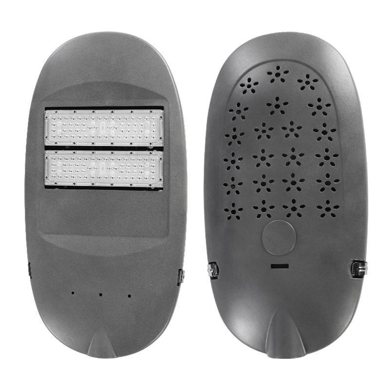 Tool-free buckle design 50W 100W 150W 200W 250W 300W 130LM/W Lamp aluminium profile housing outdoor led street light