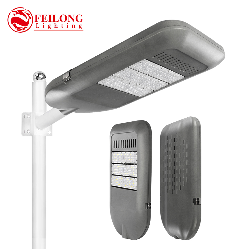 Outdoor IP65 Waterproof Road Garden Lamp Source Housing 100W 150W 200W 250Watt Cheap LED Street Light